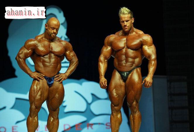 برانچ وارن و جی کاتلر در انتظار قهرمانی در مسترالمپیا 2009