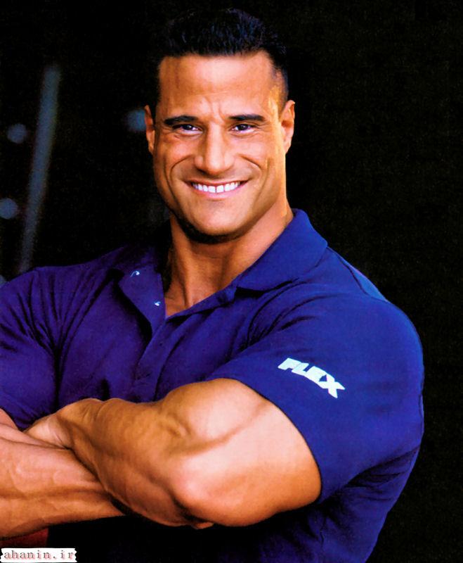 مایک ماتارازو باتی شرت آبی